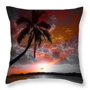Romance II Throw Pillow