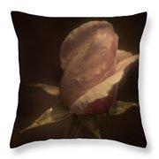 Romance Of A Rose Throw Pillow