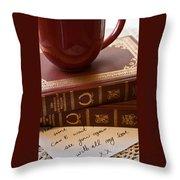 Romance Series 2 Throw Pillow