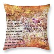 Romans 12 68 Throw Pillow