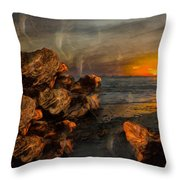Romantic Dreams Throw Pillow