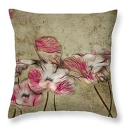 Romantiquite - 01a Throw Pillow