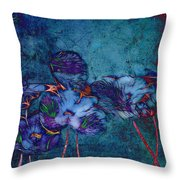 Romantiquite -  55at22 Throw Pillow