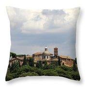 Rome 1 Throw Pillow