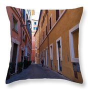 Rome 2013 Throw Pillow