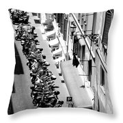 Rome - Cityscape 1 Throw Pillow