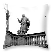 Rome Four Throw Pillow
