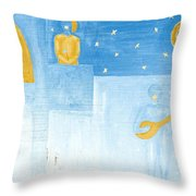 Romeo And Juliet 5 Throw Pillow