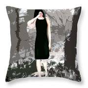 Romeo Romeo Throw Pillow