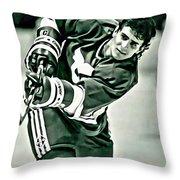 Ron Francis Throw Pillow