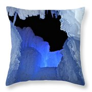 Roofless Throw Pillow
