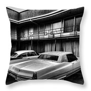 Room 306 At The Lorraine Hotel Throw Pillow