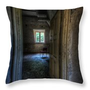 Room For One Throw Pillow
