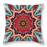 Root Activation Throw Pillow