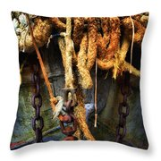 Ropes And Chains Smooth Throw Pillow