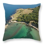 Ropotamo Throw Pillow