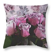 Rosario  Throw Pillow by Aimelle