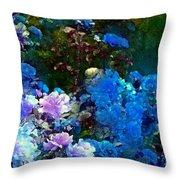 Rose 237 Throw Pillow