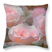 Rose 243 Throw Pillow