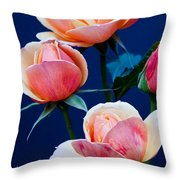 Rose #5 Throw Pillow