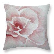 Rose Absolute Throw Pillow