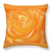 Rose Throw Pillow