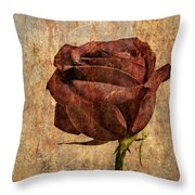 Rose En Variation - S22ct05 Throw Pillow