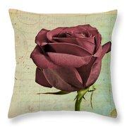 Rose En Variation - S23ct06 Throw Pillow
