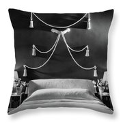 Rose Hobart's Bedroom Throw Pillow