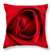 Roses For Life  Throw Pillow