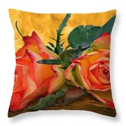 Love For Two Throw Pillow