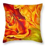 Rosetta Throw Pillow