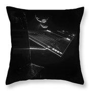 Rosettas Philae Lander At Comet 67pc-g Throw Pillow
