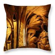 Rotunda Detail Throw Pillow