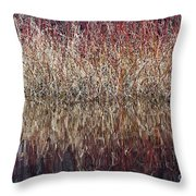 Rough Throw Pillow