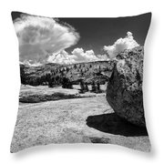 Round Rock Yosemite Throw Pillow