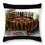 Round Up Dream Throw Pillow