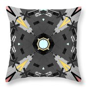 Roundhouse Throw Pillow