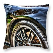 Roush 627 Throw Pillow
