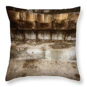 Row 1 Throw Pillow