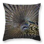 Rowel					 Throw Pillow