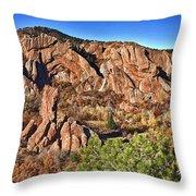 Roxborough State Park Throw Pillow