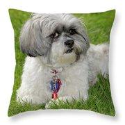 Roxey Glamour Throw Pillow