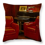Roxy Suite Throw Pillow