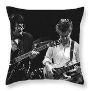 Roy Orbison Throw Pillow