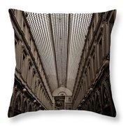 Royal Galleries Of Saint-hubert Throw Pillow