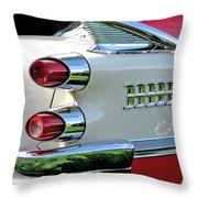 Royal Lancer Throw Pillow