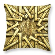 Royal Palace Fes Morocco  Throw Pillow