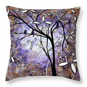 Royalty By Madart Throw Pillow