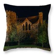 Roycroft Chapel Throw Pillow